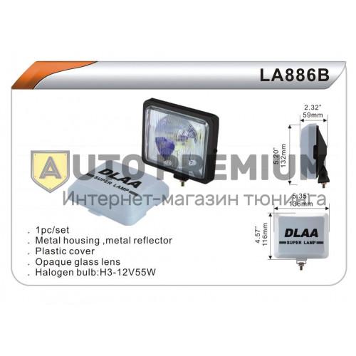 Универсальные ПТФ LA 886B-RY лазер